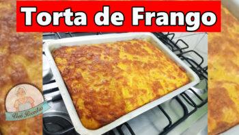 Torta de Frango Receita fácil
